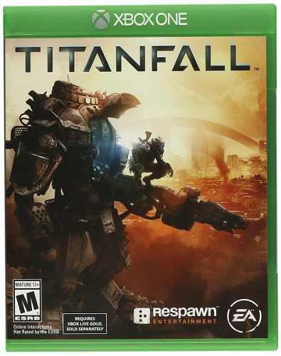 Xbox one juego titanfall + 4 grips + envío gratis