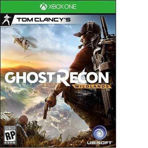 Xbox one juego tom clancy`s ghost recon wildlands.