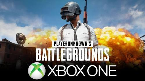 Xbox one playerunknown's battlegrounds (codigo)