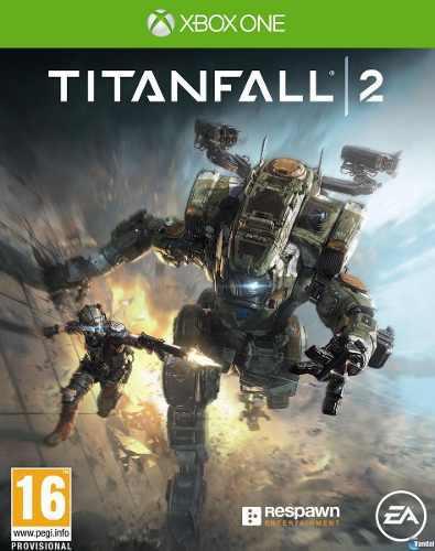 Xbox one - titanfall 2 - juego fisico (mercado pago)