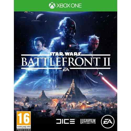 Star wars battlefront 2 xbox one físico nuevo: bsg