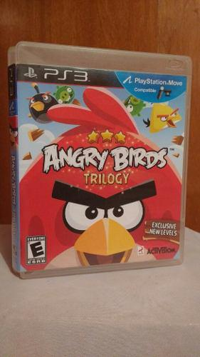 Angry birds trilogy ps3 playstation 3 od.st