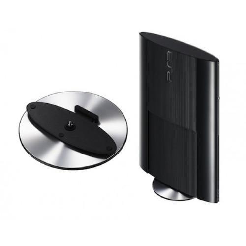 Base vertical stand para playstation 3 ps3 super slim