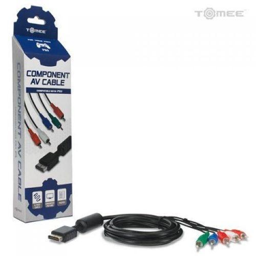 Cable hd componente av audio video para ps2 ps3