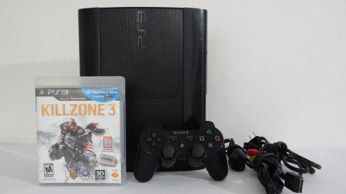Consola ps3 super slim 500gb ¡envio gratis!