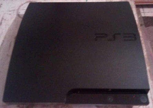 Consola sony play station 3 slim ps3 160gb con 9 juegos grts