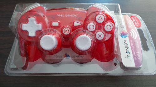 Control inalambrico rock candy cherry ps3 nuevo sellado