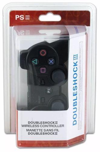 Control ps3 inalambrico dual shock y pc envío gratis