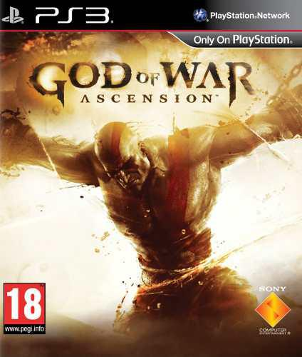 God of war ascension ps3 latino + online - no es disco