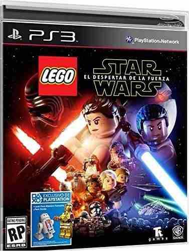 Lego star wars the force awakens (nuevo y sellado) - ps3