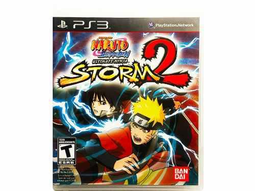 Naruto shippuden ultimate ninja storm 2 ps3 - playstation 3
