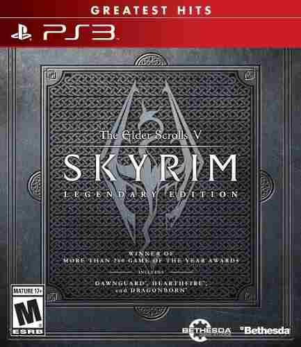 Ps3 - the elder scrolls v skyrim legendary edition - nuevo