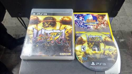 Street fighter iv ultra completo para play station 3,checalo