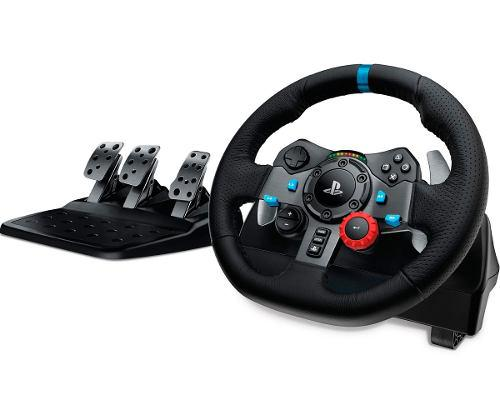 Volante gamer logitech g29 driving force ps3 ps4 941-000111