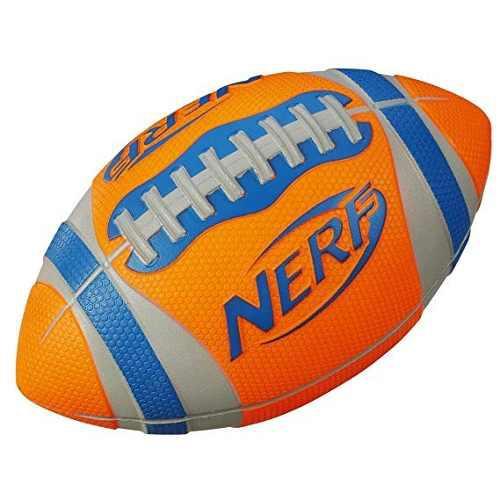 74260c0dfbb64 Balón fútbol americano pro grip deportes anaranjado nerf