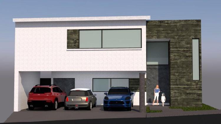 Casa nueva venta carolco residencial carretera nacional uro