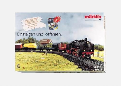 Ho tren vapor marklin 29526 ferromodelismo