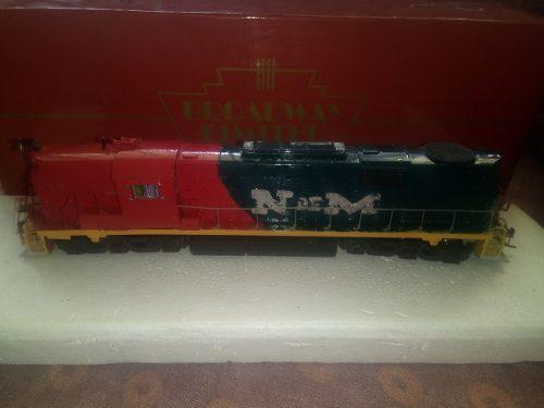Locomotora rsd-15 ndem ho broadway paragon dcc/ sonido
