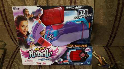 Nerf rebelle step up stand out