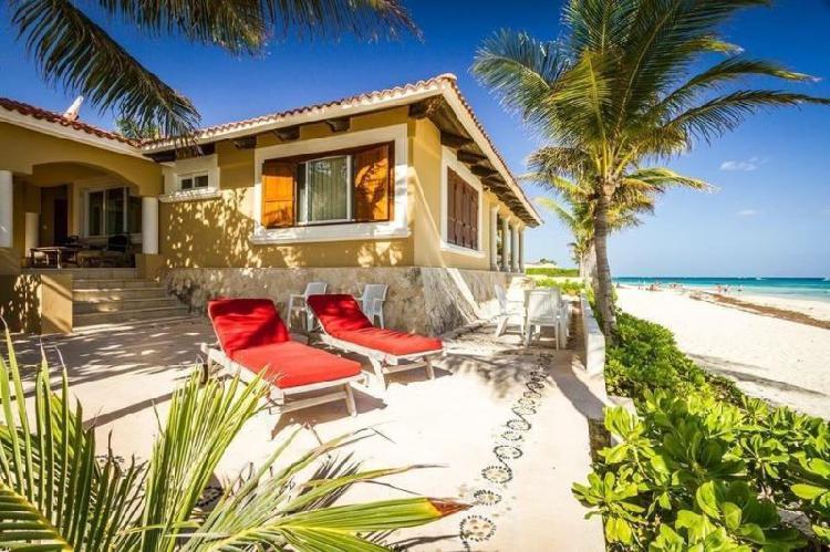 06bd5e577259d Venta de linda casa a la orilla de la playa en Solidaridad ...
