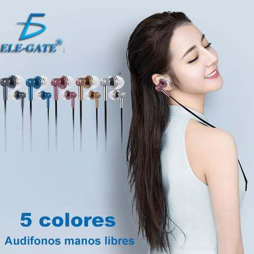 Audifono celular motorola lg alcatel microfono manos libres