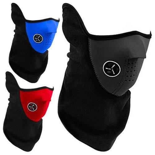 Máscara de neopreno para deportes ciclismo moto / antifaz