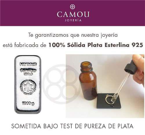 8e6102f68105 Anillo de compromiso plata ley 925 con diamante zc hal en México ...