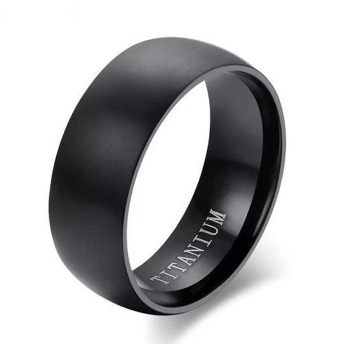Anillo para el hombre y mujer unisex titanio calidad premium