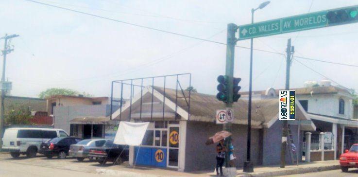 Local comercial en renta/venta en col. campbell, tampico. /