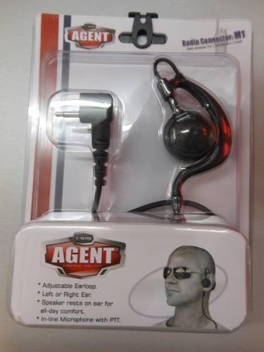 Auricular y micrófono, diadema, radios motorola. conector