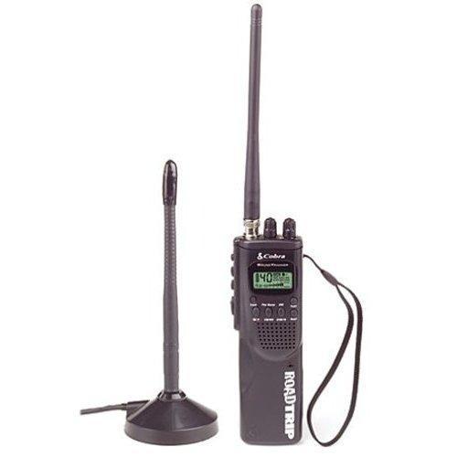 Cb cobra portatil hh roadtrip - 40 canales - antena incluida