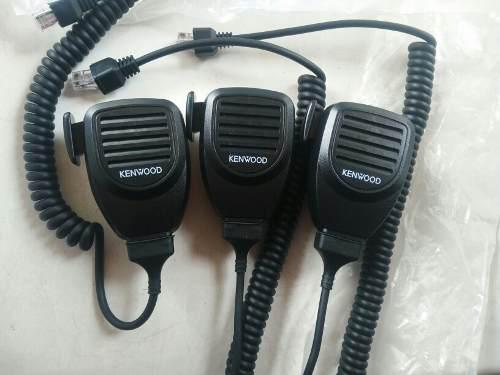 Microfono kenwood para radio movil o base 8 pines