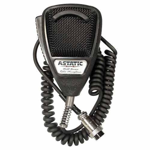 Microfono para radio cb 4 pin astatic +envio gratis
