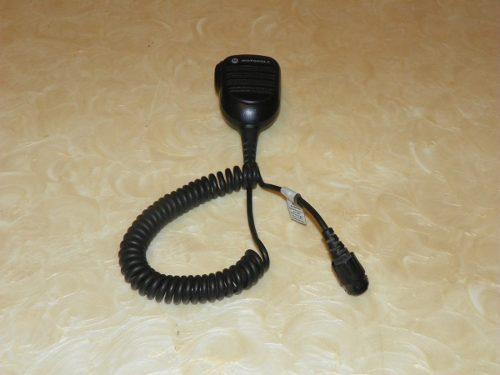Microfono Radio Movil Vhf Uhf Mototrbo Xtl2500 Xtl5000