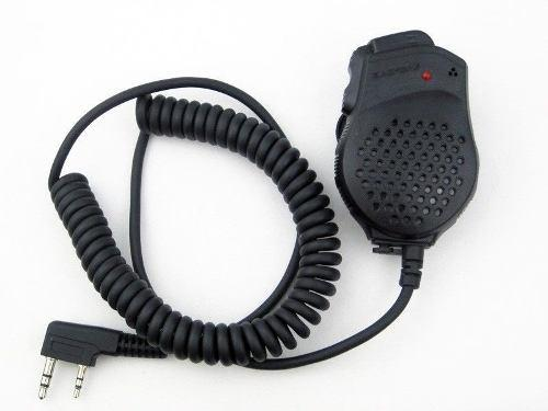 Microfono solapa baofeng kenwod ptt dual cb radios bidirecci