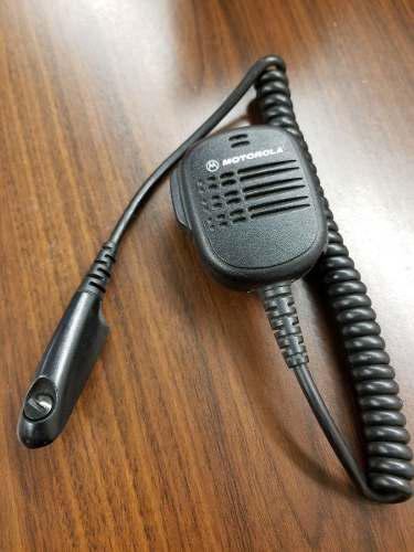Microfono solapa motorola serie pro