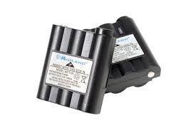 Paquete de baterías recargables nimh midland avp7 batt5r