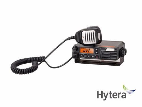 Radio analogico movil hytera tm628h-uhf 128ch 45w