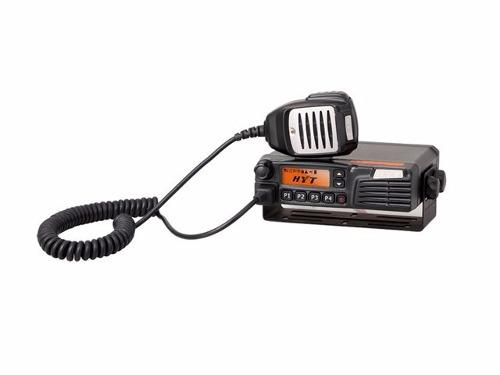 Radio analogo movil hytera tm628h-uhf 128ch 45w