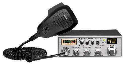 Radio cb cobra 25 ltd 40 canales