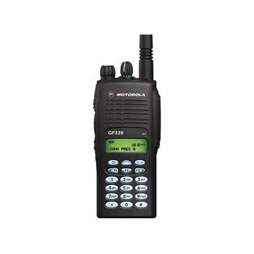 Radio de comunicación análogo motorola con dtmf