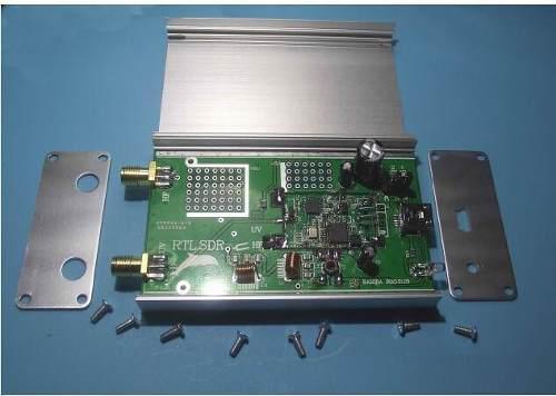 Radio definida por software (sdr) vhf/uhf/hf onda corta