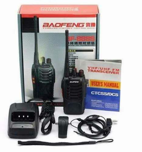 Radio portatil baofeng bf-888s walkie talkie