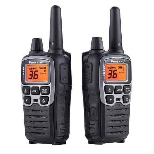 Radios 2 vias midland modelo x-talker t71vp3