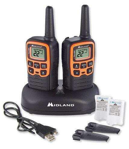 Radios 2 vias midland x-talker t51vp3