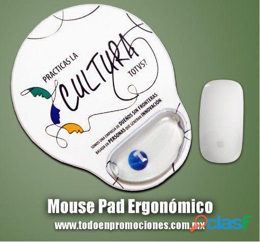 Mouse pad promocionales personalizados