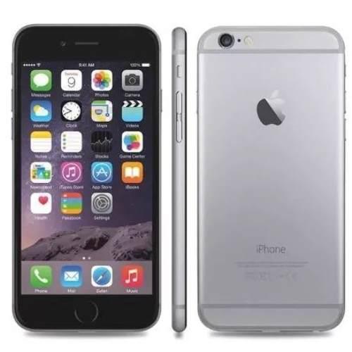Celular iphone 6 16gb gray space estetico 9 de 10 - ce146