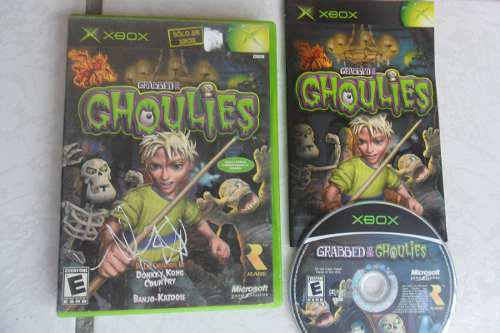 Grabbed by the ghoulies juegazo para tu xbox completo