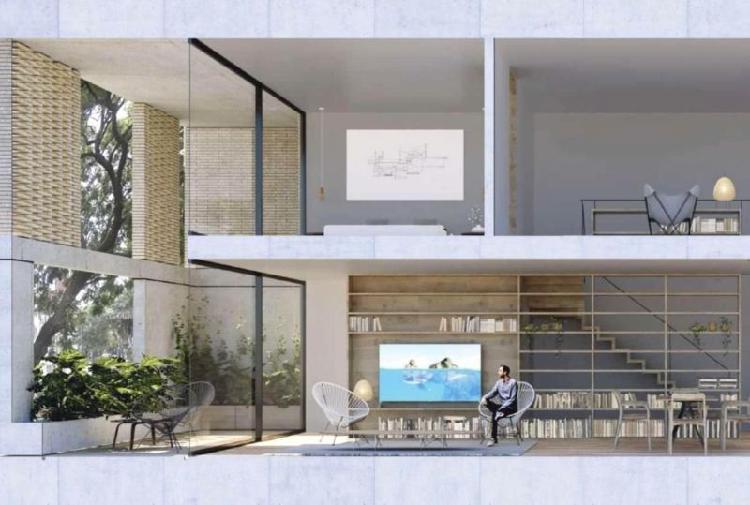 Pent house en pre-venta en hipódromo condesa, del.