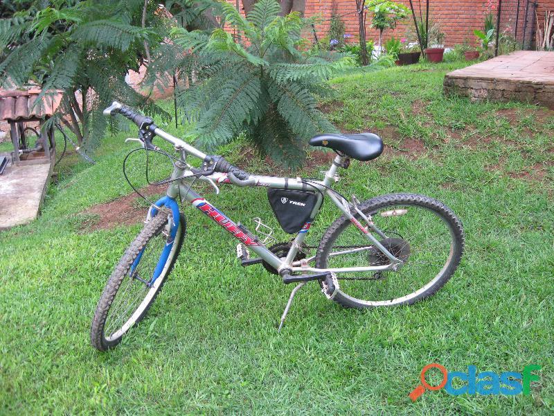 Bicicleta de aluminio huffy